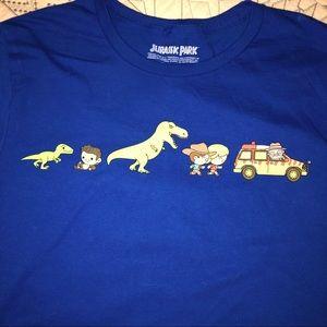 Jurassic park tshirt- oh yea